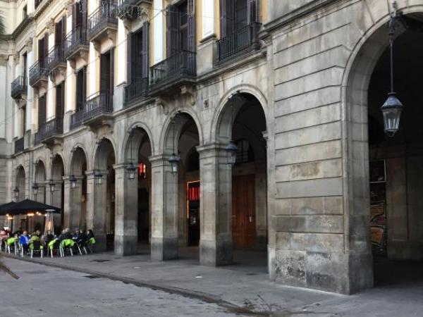 Барселона Карлоса Руиса Сафона