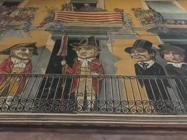 Дом художника Карлеса Аролы
