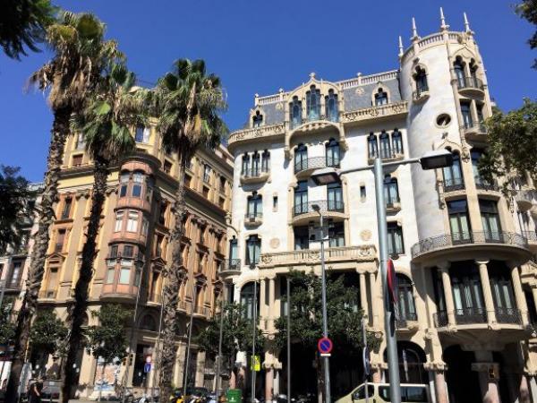 Каталонский модерн